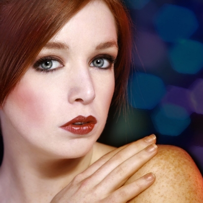 Model: Jamie Fotografie: Monique Draaier Glamourmake-up, beautymake-up, ...